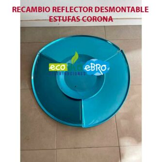 AMBIENTE-RECAMBIO-REFLECTOR-DESMONTABLE-ESTUFAS-CORONA-ecobioebro
