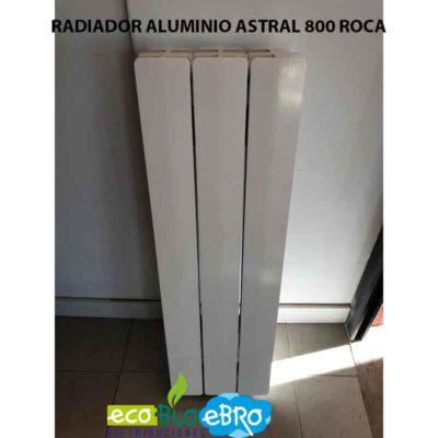 RADIADOR ALUMINIO ASTRAL ROCA 800 ecobioebro