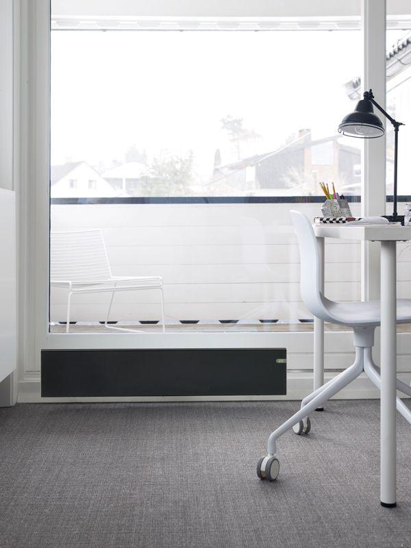 Radiadores bajo ventana mueble para radiador with for Radiadores bajos