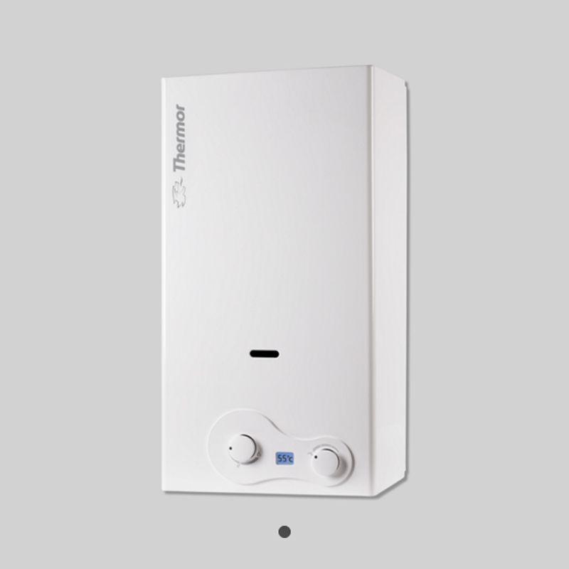 Calentador a gas iono select i d serie premium ecobioebro - Calentador a gas ...