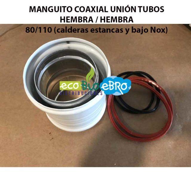 MANGUITO-COAXIAL-UNIÓN-TUBOS-HEMBRA--HEMBRA-80110-(calderas-estancas-y-bajo-Nox)-ECOBIOEBRO