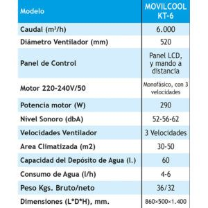 ficha-tecnica-movilcool-KT-6-ecobioebro