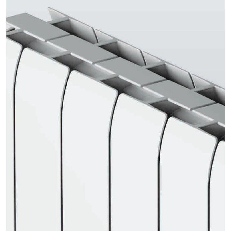Radiador aluminio inyectado nuevo tra ecobioebro for Catalogo roca calefaccion