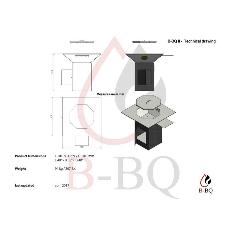 Dimensiones-BBQ-II-Barbacoa-rectangular-bioblaze-ecobioebro