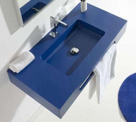 Lavabos de pizarra lavabo encastre doble with lavabos de - Encimera de pizarra ...