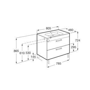 esquema-dimensiones-mueble-joli-800-blanco-ecobioebro
