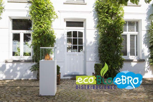 Estufa-exterior-column-gaz-blanca-ecobioebro