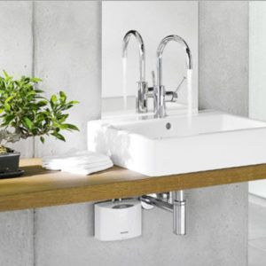 Calentador de agua instantáneo MCX (para lavabo)