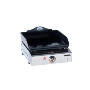 PLANCHA DE GAS ASAR PRESTIGE 450 ACERO INOX