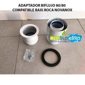 ADAPTADOR-BIFLUJO-8080-COMPATIBLE-BAXI-ROCA-NOVANOX-ECOBIOEBRO