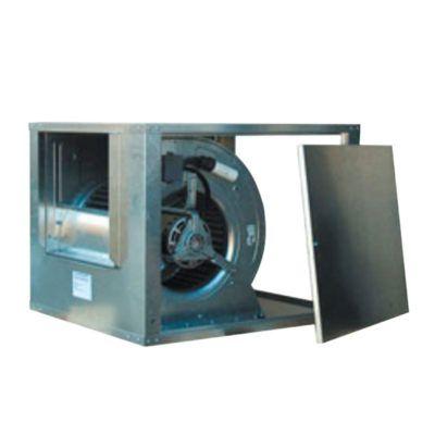 Cajas de Ventilación con motor de transmisión directa EXC