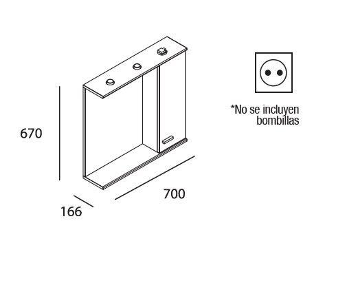 dimensiones-aramrio-con-enchufe-blanco-ecobioebro