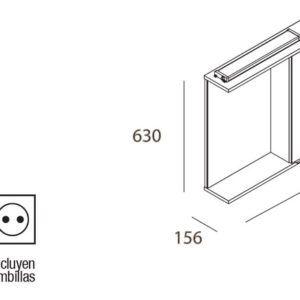 dimensiones-armario-Volga-800-2-puertas-cristal-ecobioebro