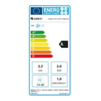 etiquetaje-energetico-acondicionar-portatil-koobe-ecobioebro