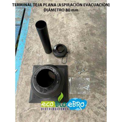 TERMINAL-TEJA-PLANA-(ASPIRACIÓN-EVACUACIÓN)-diametro-80-mm-ecobioebro