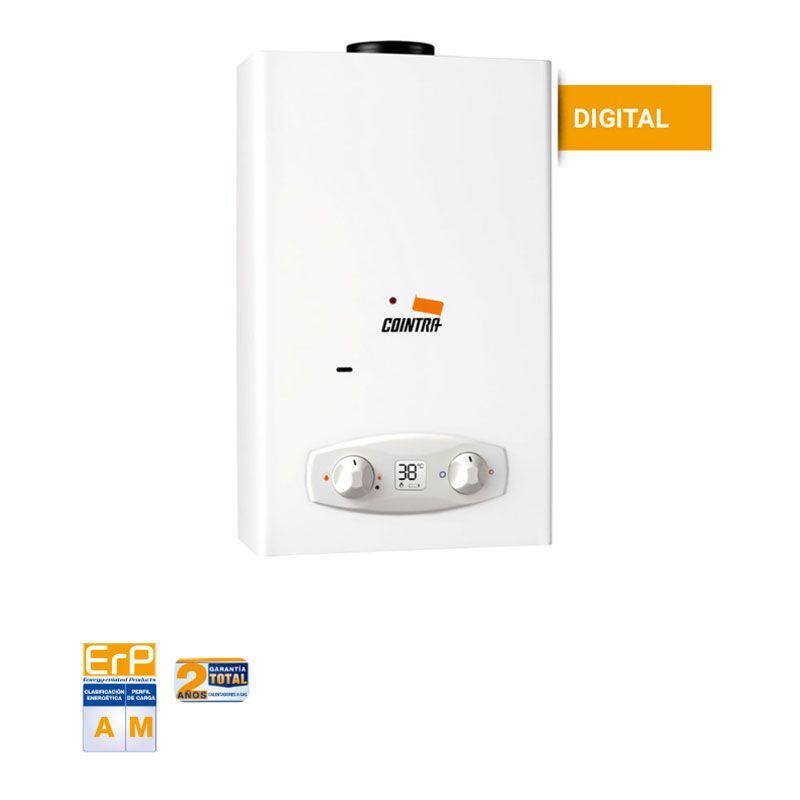 Calentador a gas natural cointra cob 11d n 11l min - Calentador gas natural ...