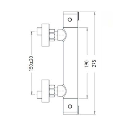 esquema-ducha-termostatica-iris-ecobioebro