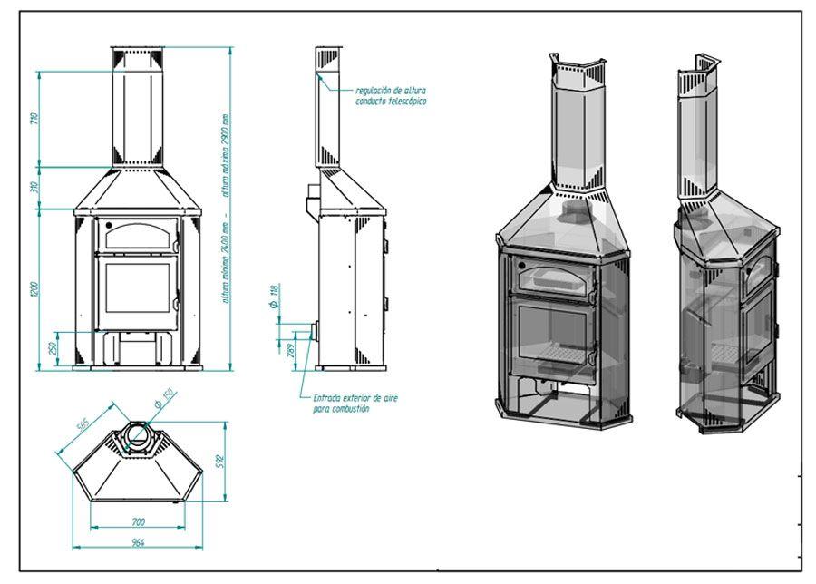 Dimensiones-chimenea-con-horno-ignis-rincón-ecobioebro