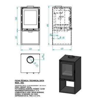 Dimensiones-estufa-leña-noa-103-doble-combustion-ecobioebro