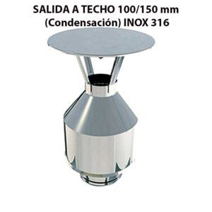 SALIDA-A-TECHO-100150-mm-(Condensación)-INOX-316-ECOBIOEBRO
