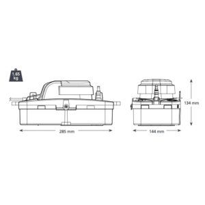 dimensiones-bomba-de-condensados-max-hi-flow-aspen-ecobioebro