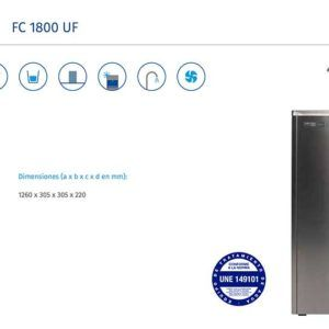 ficha-tecnica-fuente-de-agua-FC1800UF-para-exterior