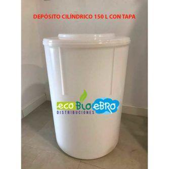 DEPÓSITO-CILÍNDRICO-150-L-CON-TAPA-SALMUERA-(descalcificadores)-ECOBIOEBRO