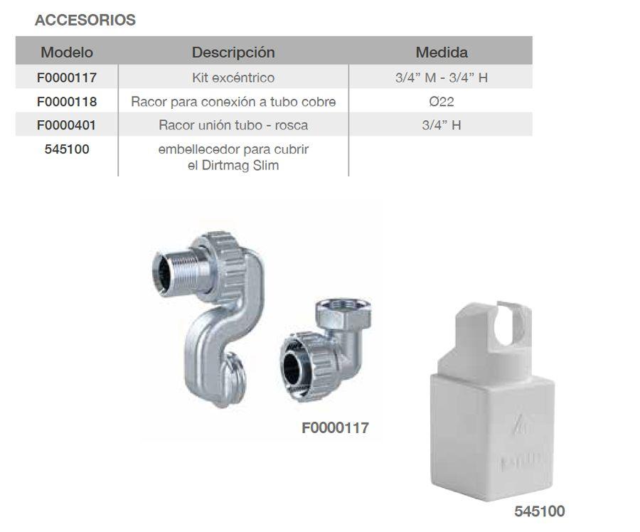 Accesorios-opcionales-desfangador-caleffi-ecobioebro