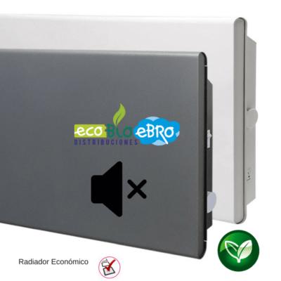 Radiador eléctrico Adax Eco (330 mm altura)