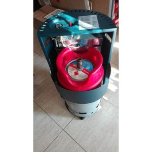 ESTUFA GAS/BUTANO MERCABLUE (4,2 KW)