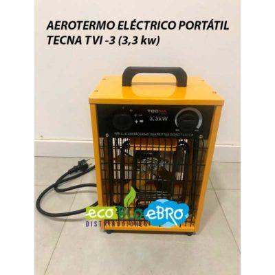 AEROTERMO ELÉCTRICO PORTÁTIL TECNA TVI