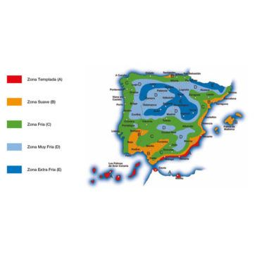 MAPA-ZONAS-CLIMATICAS-ECOBIOEBRO
