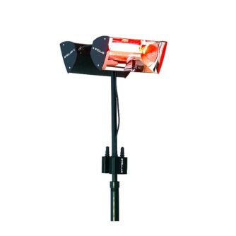 Vista-calefactor-con-soporte-y-control-remoto-horizon-ecobioebro