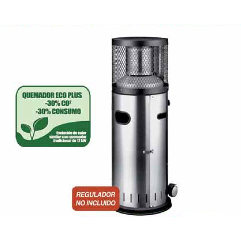 Estufa exterior gas inox polo butsir ecobioebro - Estufas exterior gas ...