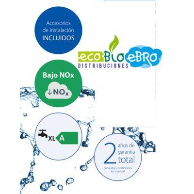 CALENTADOR DE GAS SERIE IG (16 litros) Aparici