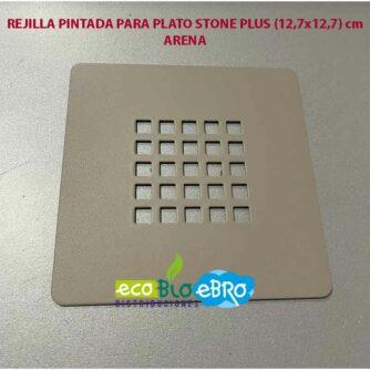 REJILLA-PINTADA-PARA-PLATO-STONE-PLUS-(12,7x12,7)-cm-ARENA-ECOBIOEBRO