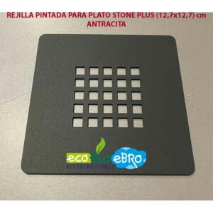REJILLA-PINTADA-PARA-PLATO-STONE-PLUS-(12,7x12,7)-cm-antracita-ecobioebro