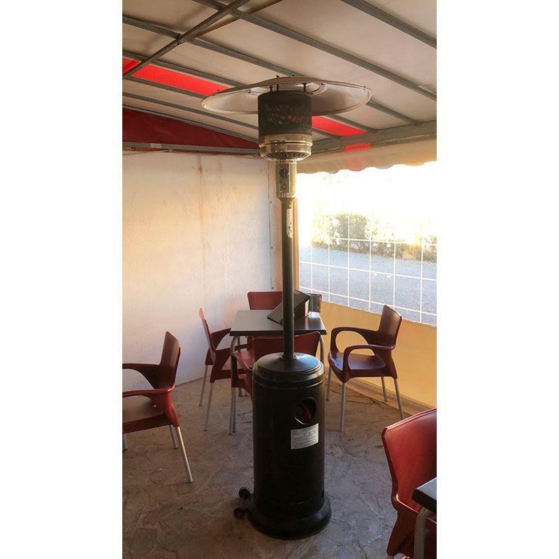 Repuesto termopar farola calefactora corona - Estufas exterior gas ...