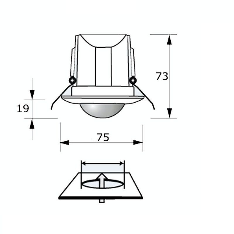 esquema-detector-presencia-techo-empotrar-ecobioebro