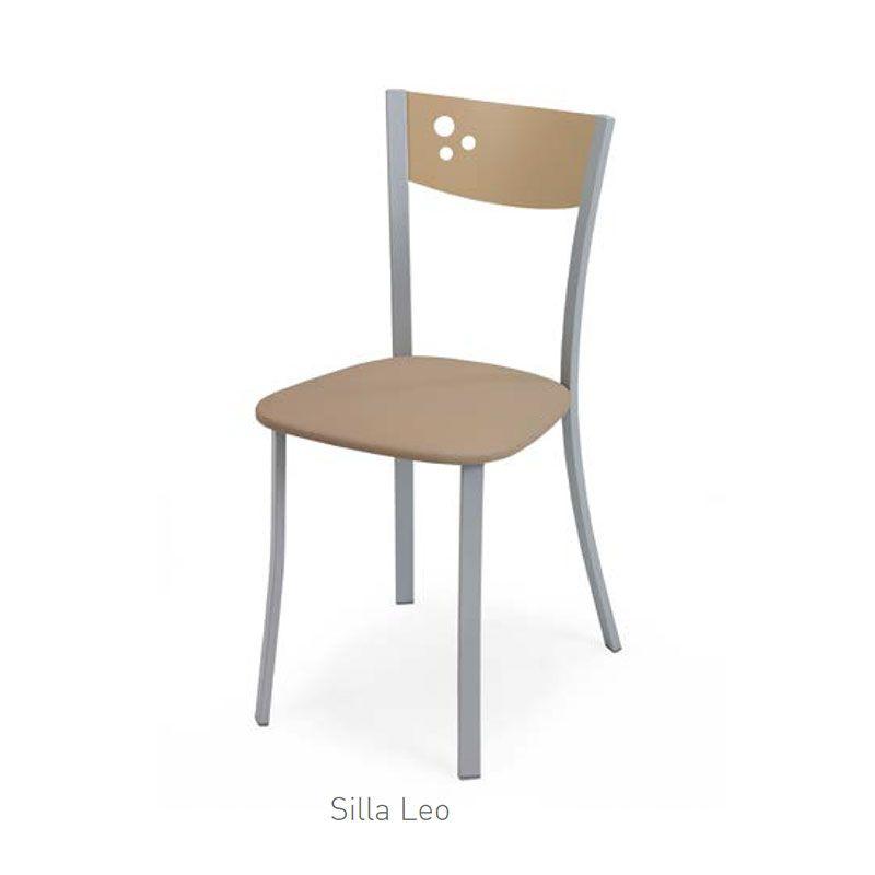Promoci n sillas de cocina silla leo ecobioebro for Sillas de cocina economicas