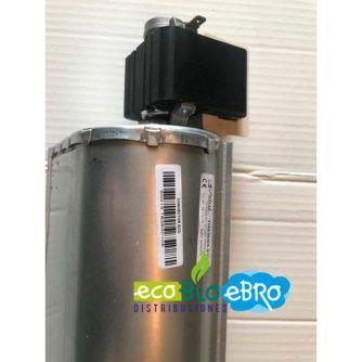 vista-ventilador-convección-estufa-ecoforest-ECO-I-ecobioebro