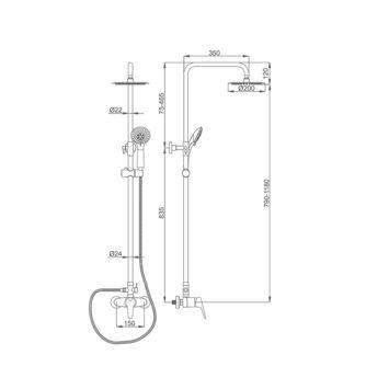 esquema-ducha-columna-roma-ecobioebro