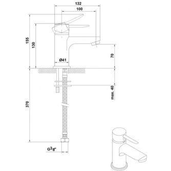 esquema-grifo-klys-lavabo-ecobioebro