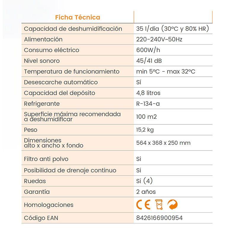 ficha-tecnica-deshumidificador-kayami--DN35E-ecobioebro