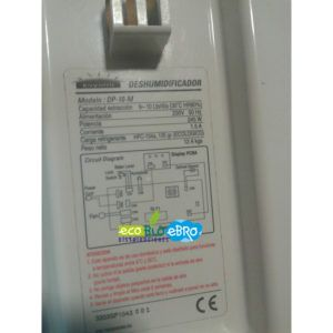 placa-electronica-kayami-deshumidificador-dp10-ecobioebro