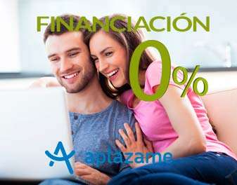 APLÁZAME (Compra financiada)