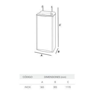 esquema-fuente-de-agua-inox-ecobioebro
