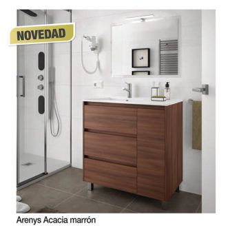 mueble-arensys 855-acacia-marron-ecobioebro