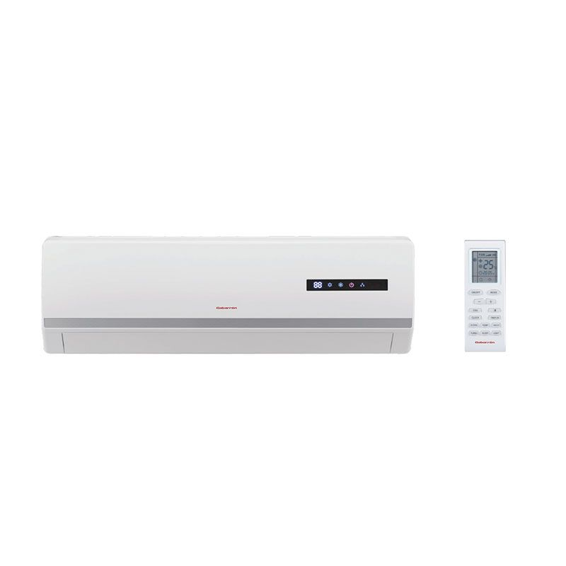 Equipo split 1 x1 bomba de calor inverter ecobioebro for Bomba de calor inverter