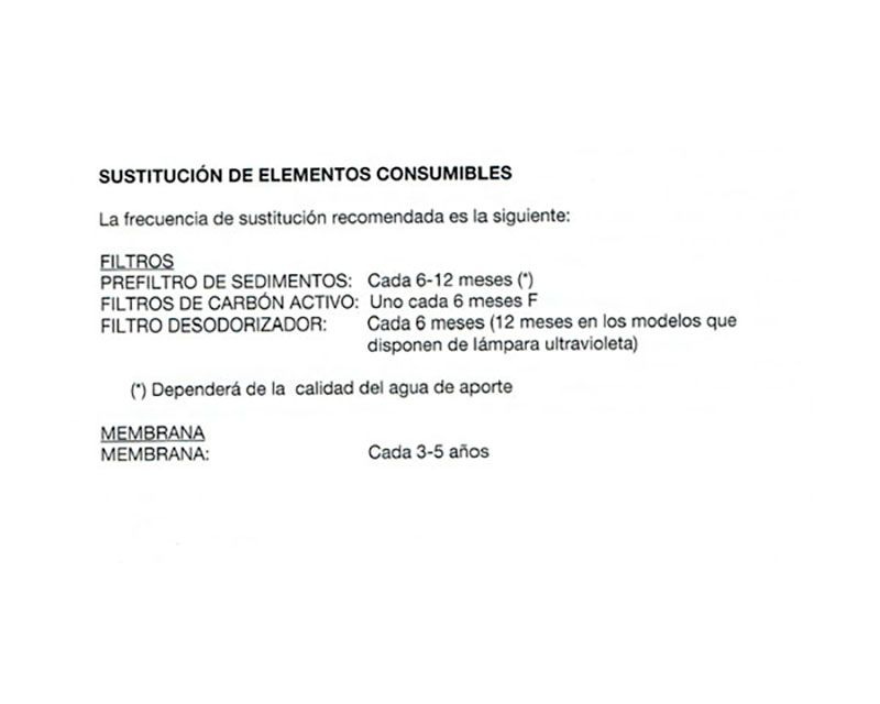 tabla-sustitución-filtros-osmosis-inversa-ecobioebro